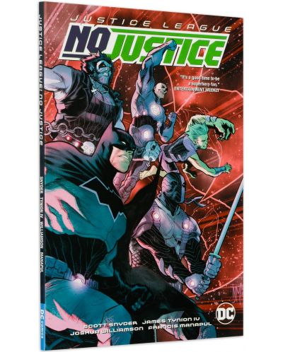 Justice League: No Justice-2 - 3