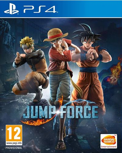 Jump Force (PS4) - 1
