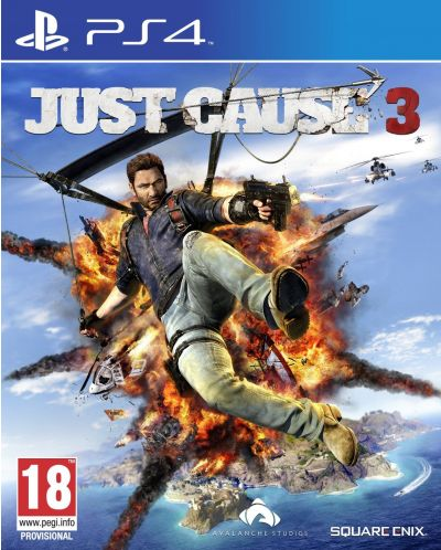 Just Cause 3 (PS4) - 1