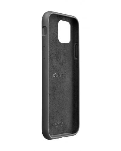 Калъф за iPhone 11 Pro Cellularline - Sensation, черен - 2