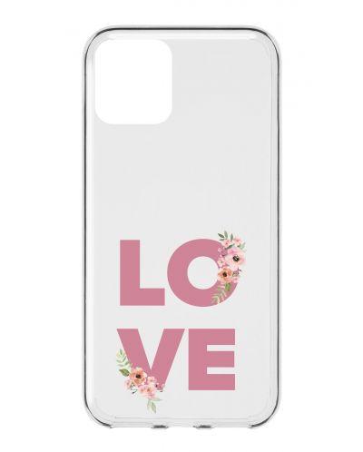 Калъф Celluarline - Style` за iPhone 11, Love - 1