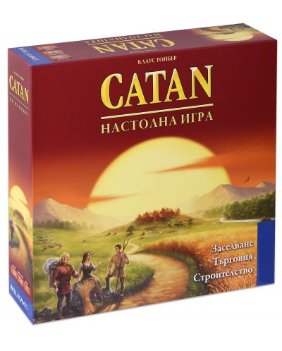 Настолна игра Catan - 1
