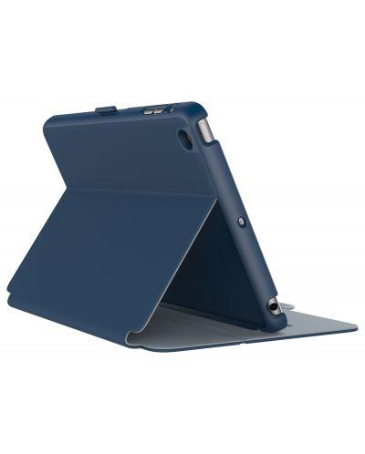 Калъф Speck iPad Mini 4 StyleFolio Deep Sea Blue/Nickel Grey - 1