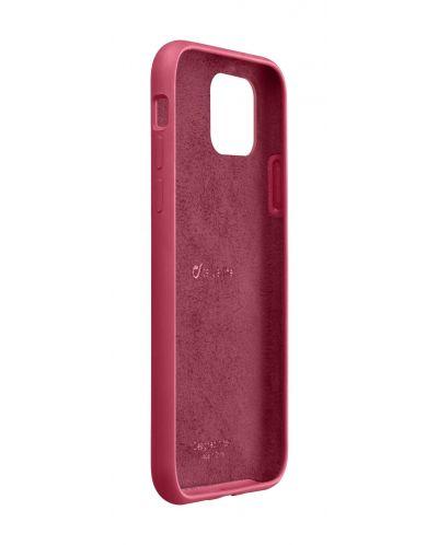 Калъф за iPhone 11 Cellularline - Sensation, червен - 2