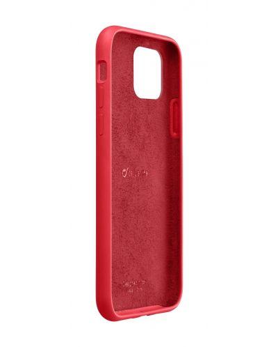 Калъф за iPhone 11 Pro Max Cellularline - Sensation, червен - 2