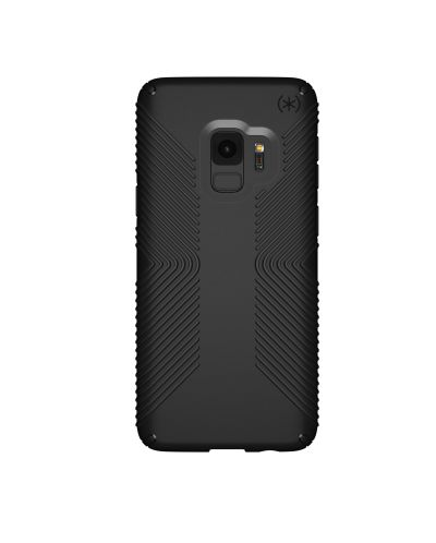 Калъф Speck GALAXY S9 Presidio Grip - Black/Black - 1