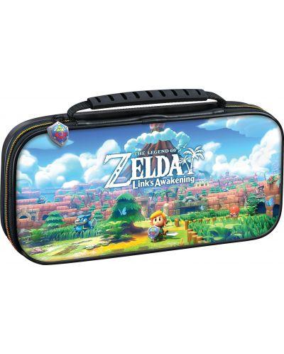 """Калъф Big Ben Deluxe Travel Case """"Link's Awakening"""" (Nintendo Switch) - 1"""