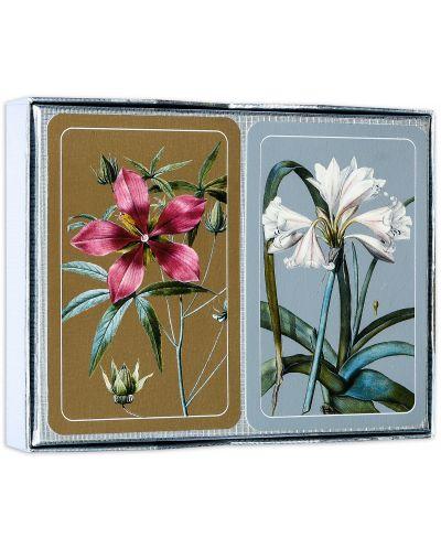 Карти за игра Piatnik - White and Red Beauty (2 тестета) - 2
