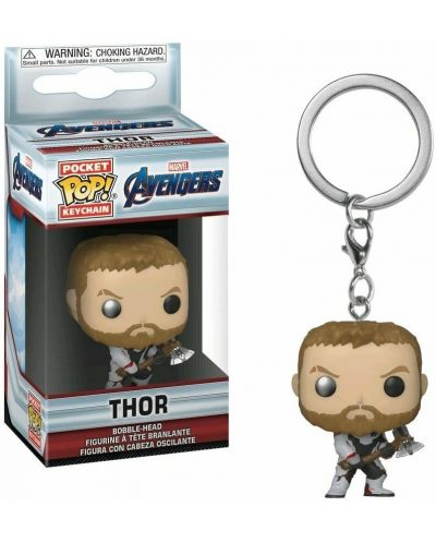 Ключодържател Funko Pocket Pop! Avengers Endgame - Thor - 2