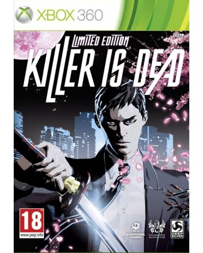 Killer is Dead: Limited Edition (Xbox 360) - 1