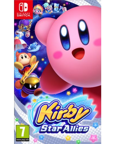 Kirby Star Allies (Nintendo Switch) - 1