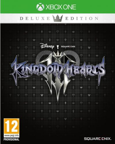 Kingdom Hearts III - Deluxe Edition (Xbox One) - 1