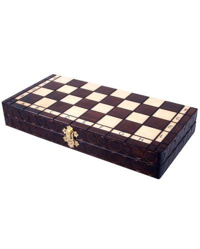 Шах Sunrise - King's Chess, малък - 4