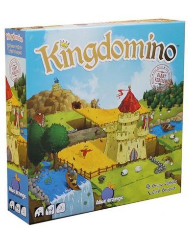 Настолна игра Kingdomino Giant - семейна - 1