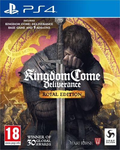 Kingdom Come: Deliverance - Royal Edition (PS4) - 1