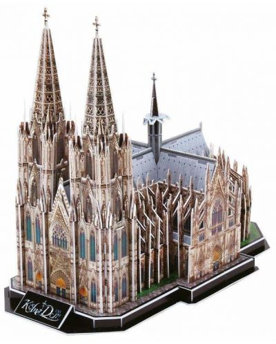 3D Пъзел Revell - Кьолнската катедрала - 1