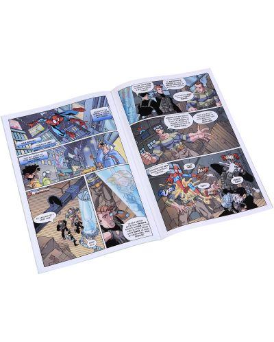 Класика от Марвел. Спайдърмен (Брой 18 / Март 2006): Спaйди отвpъщa нa удapa - 4