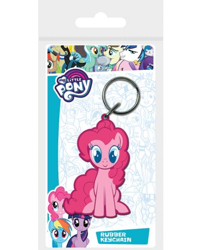 Ключодържател Pyramid - My Little Pony: Pinkie Pie - 1
