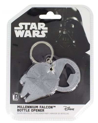 Ключодържател отварачка Star Wars - Millennium Falcon - 2