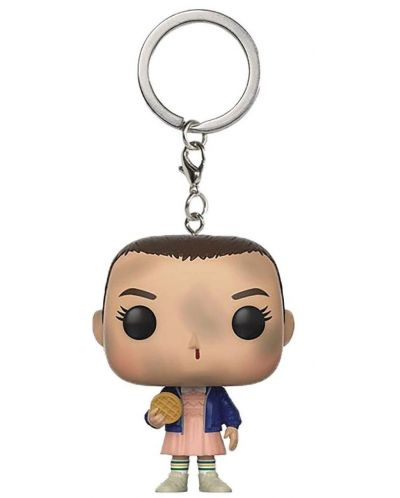 Ключодържател Funko Pocket Pop! Stranger Things - Eleven, 4 cm - 1
