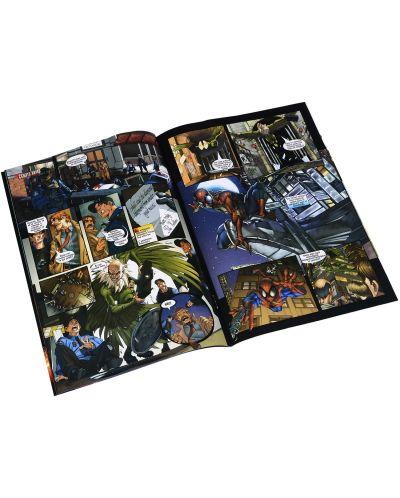 Класика от Марвел. Спайдърмен (Брой 1 / Октомври 2004): Дуел до смърт с Лешояда - 3