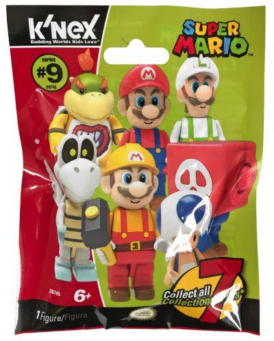 Фигурка-изненада Knex Nintendo Super Mario - Серия 9, асортимент - 1