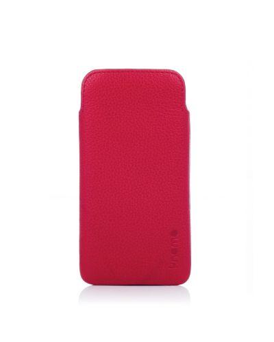 Knomo Ultraslim Pouch за iPhone 5 -  розов - 1