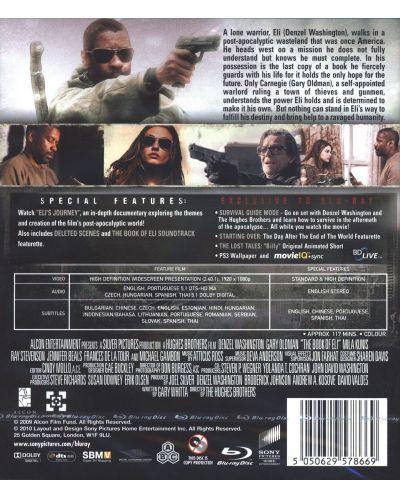 Книгата на Илай (Blu-Ray) - 3