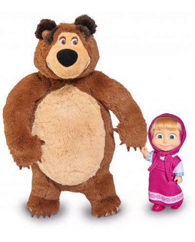 Комплект Simba Toys Маша и мечока - Маша и плюшен мечок - 1
