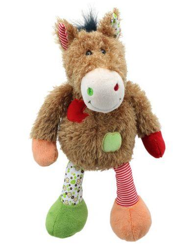 Плюшена играчка The Puppet Company Wilberry Snuggles - Конче, 32 cm - 1