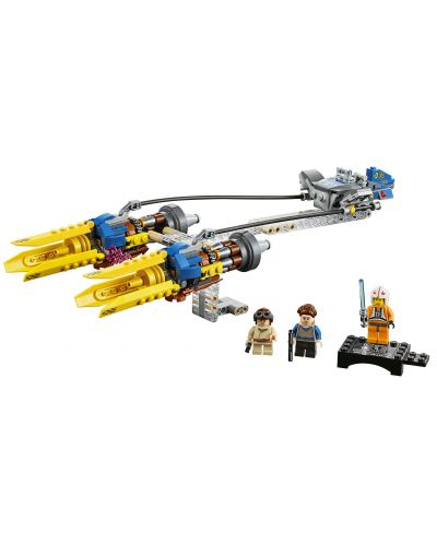 Конструктор Lego Star Wars -  Anakin's Podracer (75258) - 3