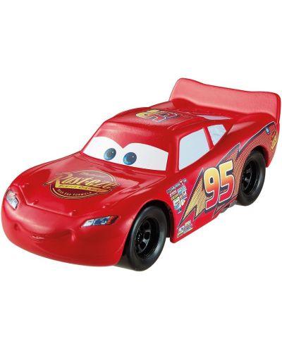 Количка Mattel Disney Cars - Светкавицата МакКуин - 1