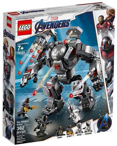 Конструктор Lego Marvel Super Heroes - War Machine Buster (76124) - 1