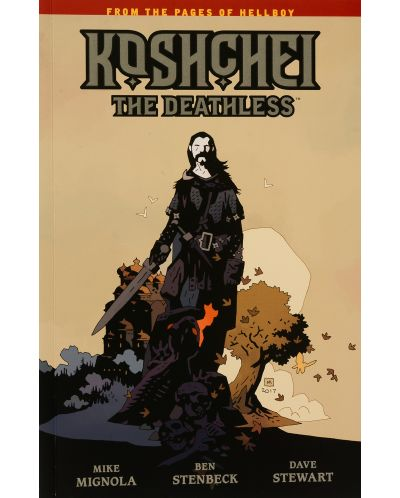 Koshchei the Deathless - 1