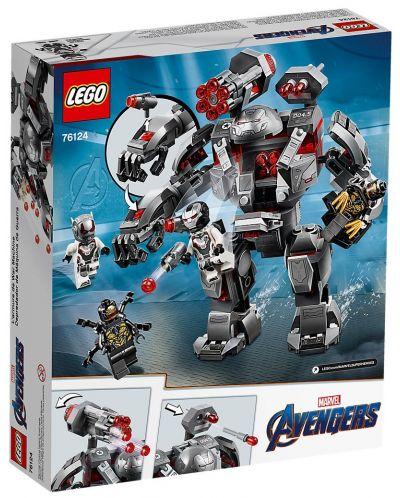 Конструктор Lego Marvel Super Heroes - War Machine Buster (76124) - 4