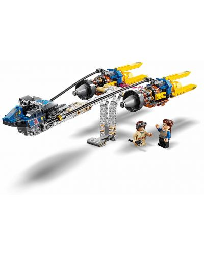 Конструктор Lego Star Wars -  Anakin's Podracer (75258) - 4
