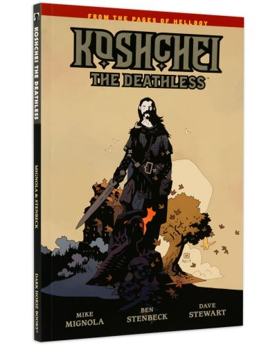 Koshchei the Deathless-2 - 3