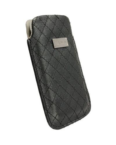 Krusell Avenyn Mobile Pouch L Long за iPhone 5 -  черен - 1