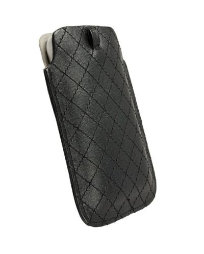 Krusell Avenyn Mobile Pouch L Long за iPhone 5 -  черен - 2