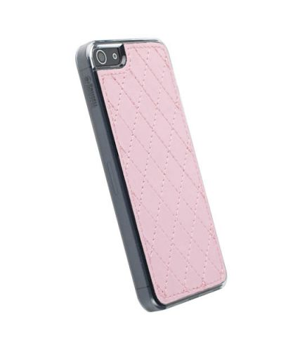 Krusell Avenyn Undercover за iPhone 5 -  розов - 1