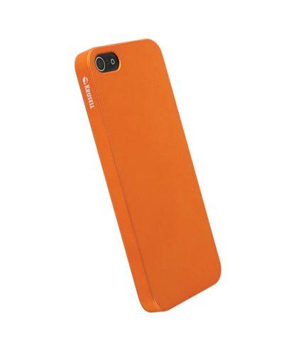 Krusell ColorCover за iPhone 5 -  оранжев - 1