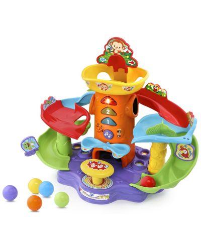 Детска играчка Vtech - Кула, с топки  - 2