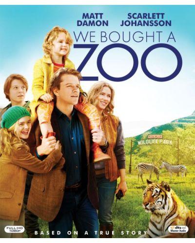 Купихме си зоопарк (Blu-Ray) - 1