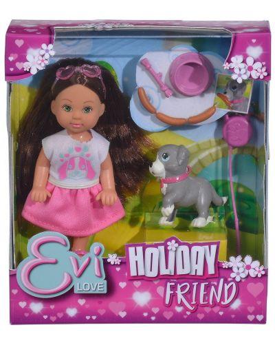 Кукла Simba Toys Evi Love - Еви с приятел - 2