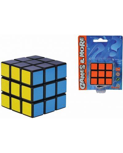 Кубче с трикове Simba Toys - Games and More - 2