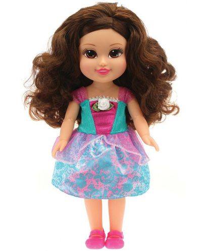 Кукла Funville Sparkle Girlz - Принцеса, 33 cm, със синя рокличка - 2