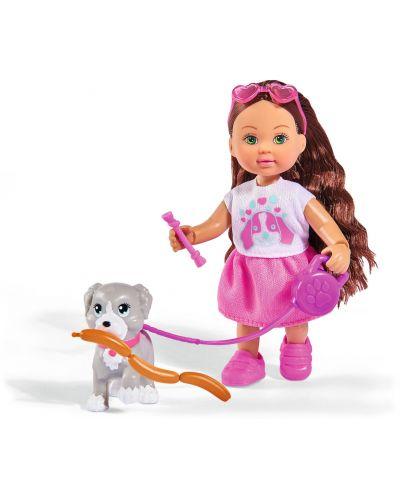 Кукла Simba Toys Evi Love - Еви с приятел - 1