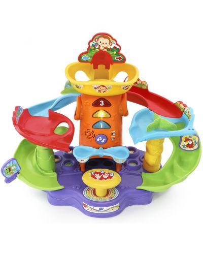 Детска играчка Vtech - Кула, с топки  - 1