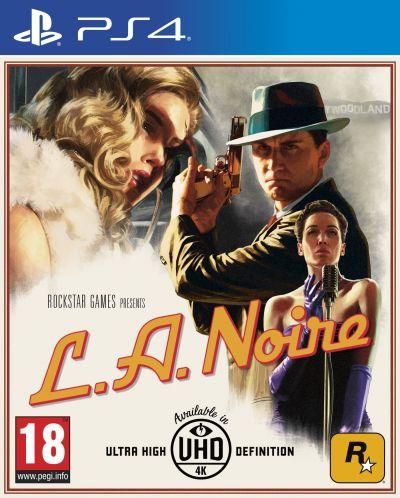 L.A. Noire (PS4) - 1
