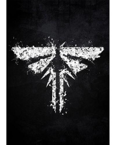 Метален постер Displate - The Last of us Firefly - 1